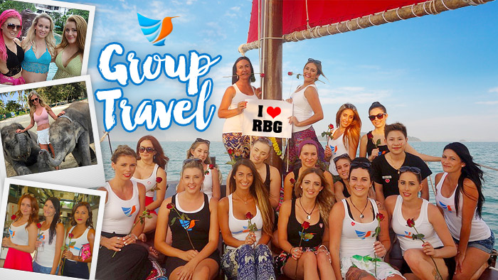Group Travel Thailand